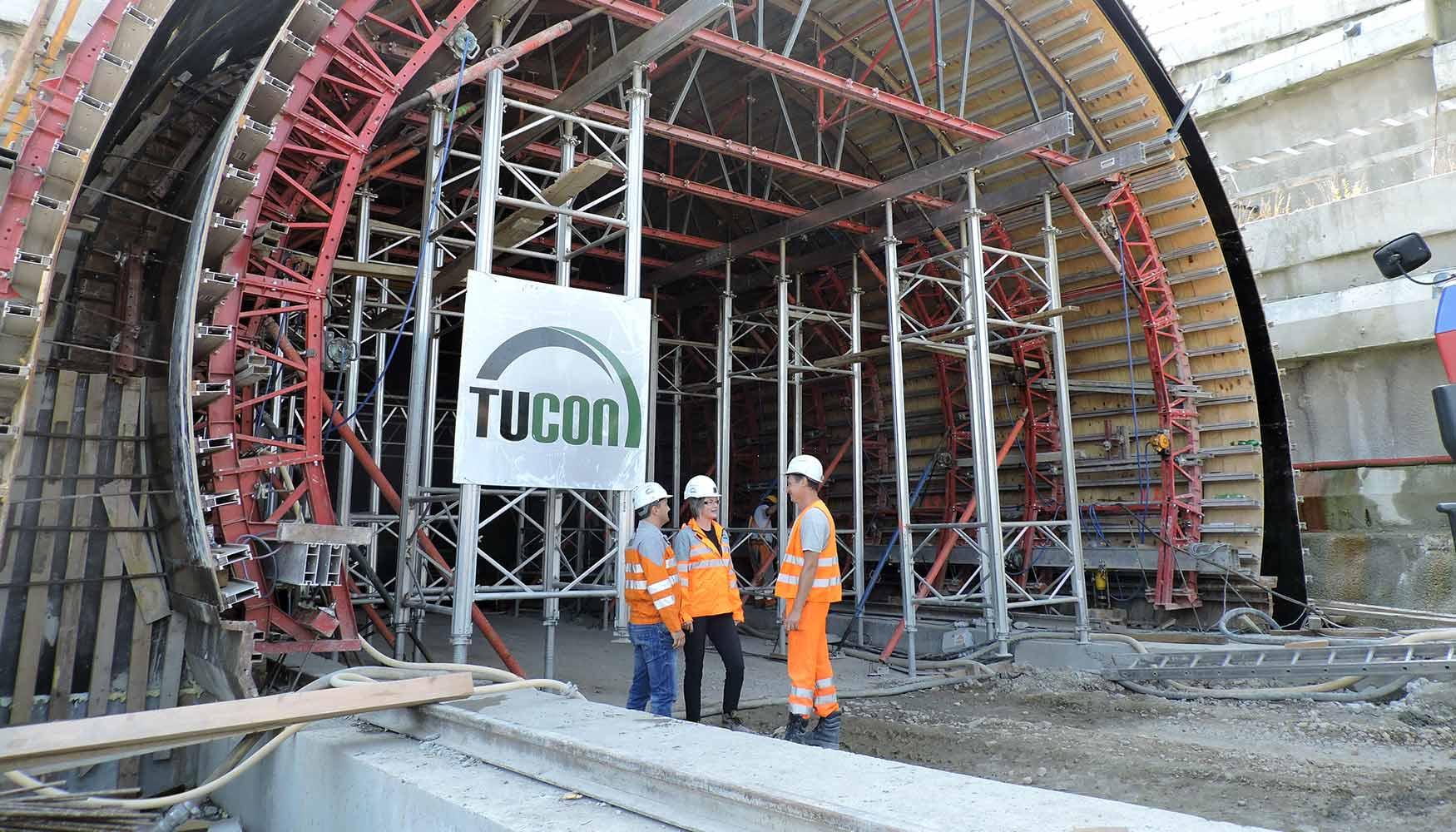TUCON Žilina - stavebná spoločnosť