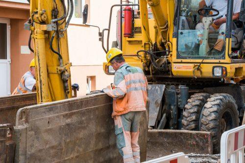 Rekonštrukcia vodovodu a kanalizácie Žilina