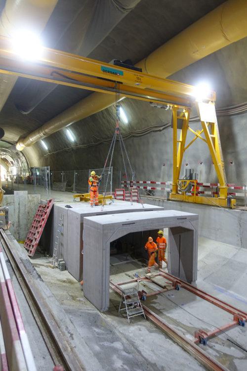 Tunel Gubrist