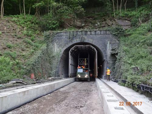Tunel Petersberg