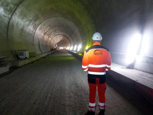 Diaľnica D1 Prešov západ – Prešov juh, tunel Prešov